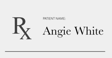 Patient of the month – Angie White